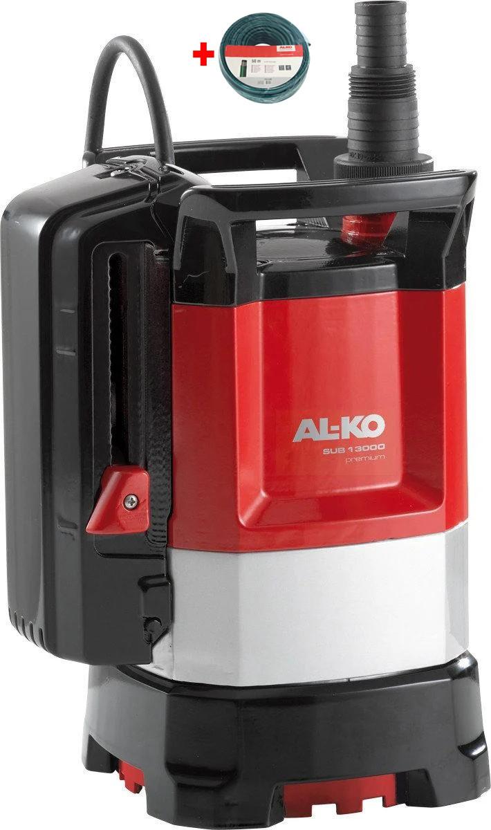 Дренажный насос AL-KO Sub 13000 DS Premium (Дополнительно: шланг)