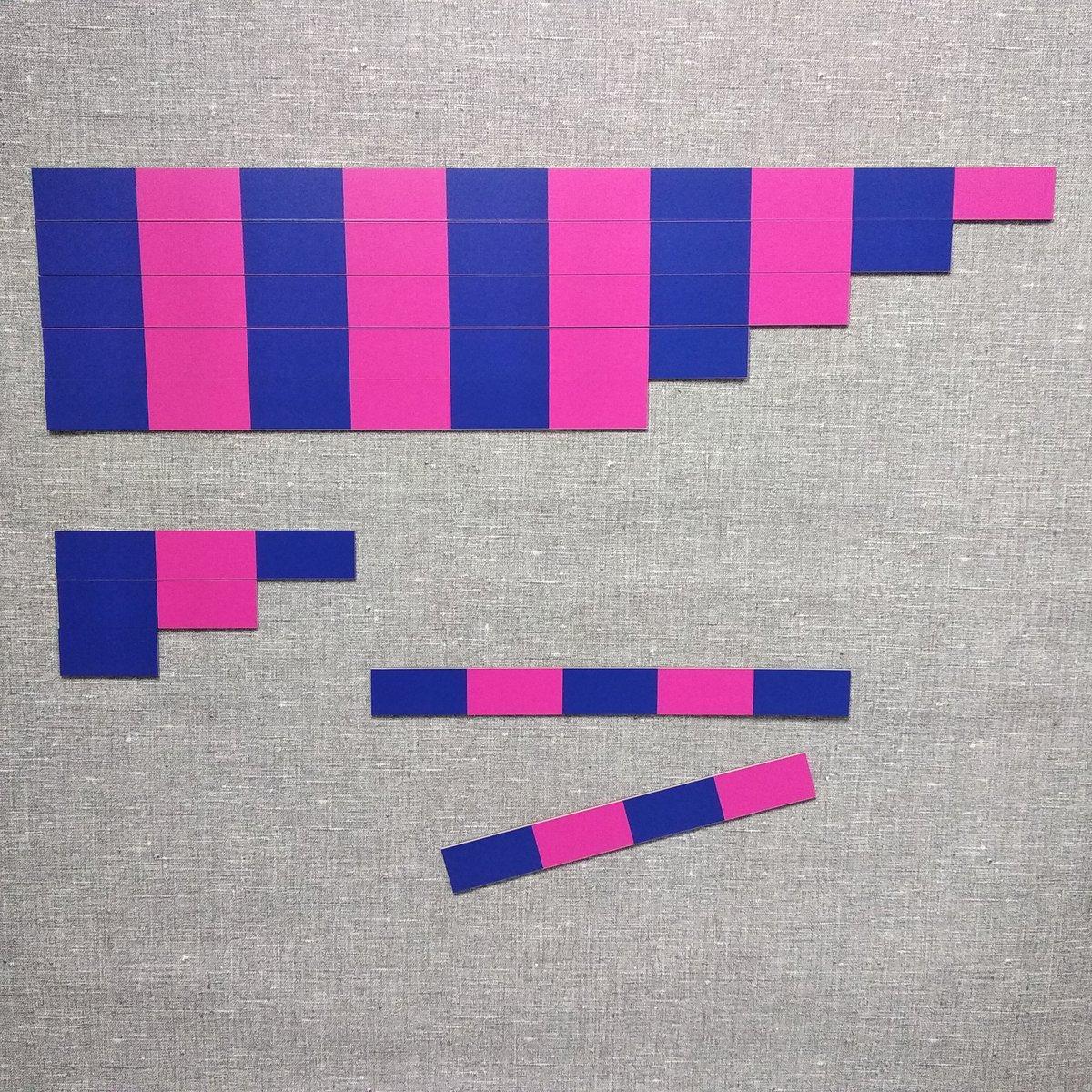 Математические штанги для магнитной доски