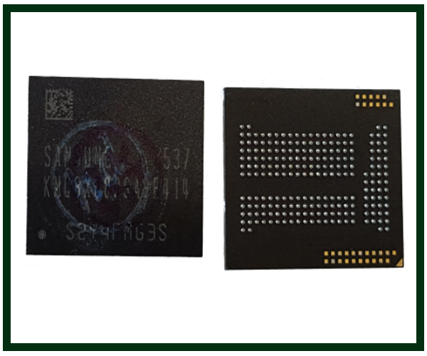 Микросхема KMQ8X