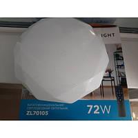 LED Светильник Smart Z-LIGHT ZL70026 72w 5760Lm 3000-6500K 72Ra IP20 490x105mm