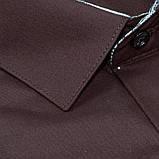Сорочка чоловіча, приталена (Slim Fit), з довгим рукавом Fabrik Style L 157/14 80% бавовна 20% поліестер XL(Р), фото 2