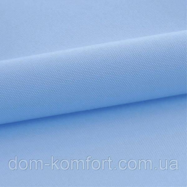 Ролеты жалюзи Берлин цвет воздушно голубой