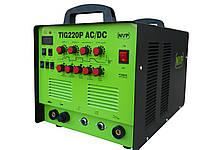 Аргонодуговой сварочный аппарат NVP PROFESSIONAL TIG 220 AC/DC (NEW), фото 1