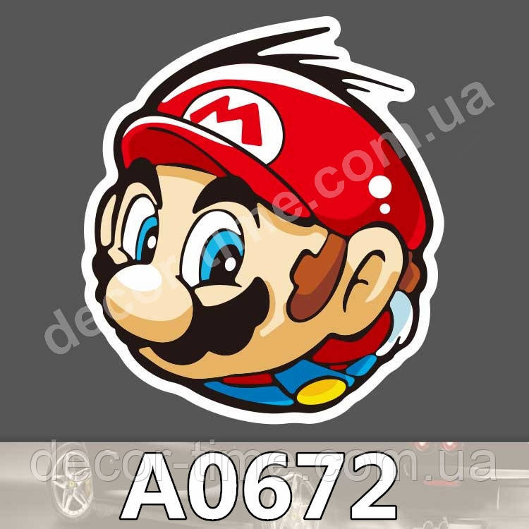 "Стикер: ""A0672"""