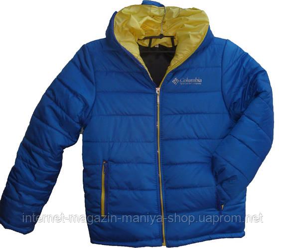 Мужская куртка зима подросток