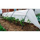Теплиця міні парник з агроволокна Agreen 4 м, щільність 40 г/кв. м, фото 5