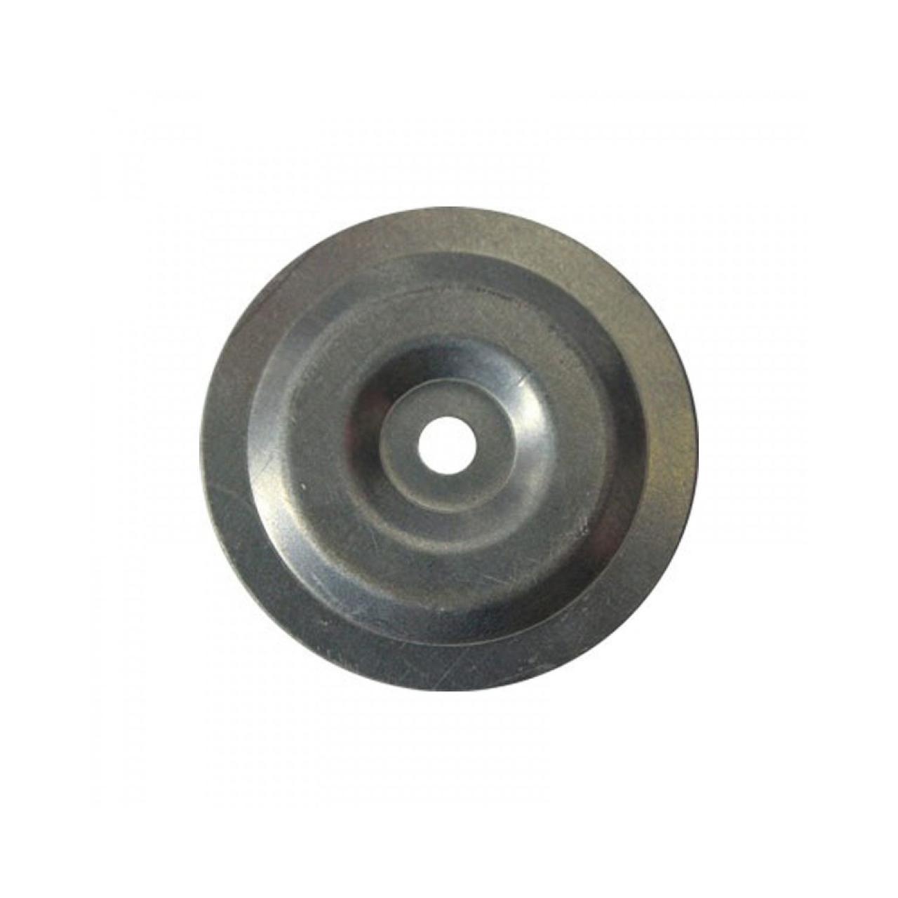 Шайба притискна кругла