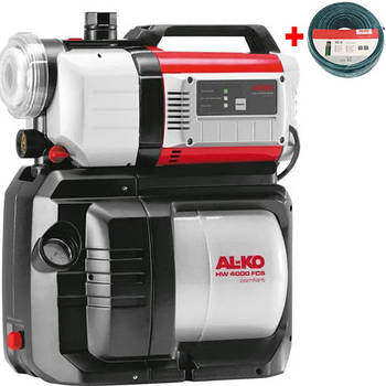 Насосная станция AL-KO HW 4000 FCS Comfort (Дополнительно: шланг)