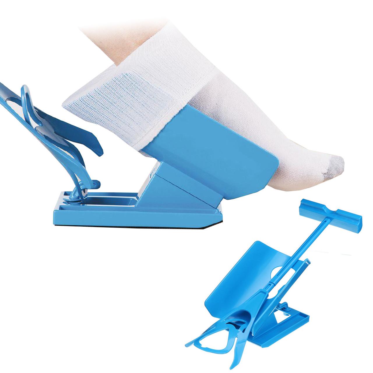 Одевайка Sock Slider для надевания носков приспособление беременным и людям с заболеваниями спины ХИТ