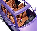 Внедорожник для кукол Барби Barbie SUV Vehicle Mattel DVX58, фото 6