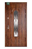 Двери входные ПО,ПК,ПВ-139 V Дуб темный Vinorit 860*2050-левая