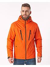Куртка чоловіча Riccardo V-1 Оранжева 100% поліестер 46(Р)