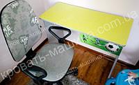 Стол для ПК Футбол корпус алюминий
