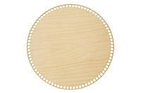 Донышко круглое Ø 30 см (Ø отверстие 8 мм)