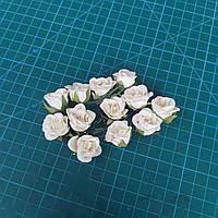 Цветы бумажные  24