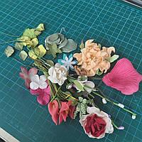Цветы набор  25