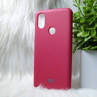 Чехол Xiaomi Mi 6x Mi A2 бордовый