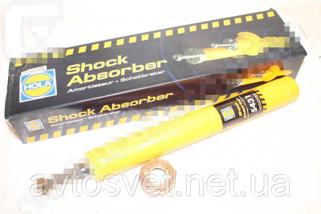 Амортизатор ВАЗ 2110 передний (вставной патрон) масл. (пр-во HOLA) 2110-2905000-мас SH10-431, фото 2