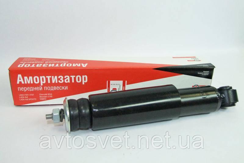 """Амортизатор ВАЗ 2121 НИВА, передній масл. (пр-во """"СААЗ"""") 2121-2905402"""