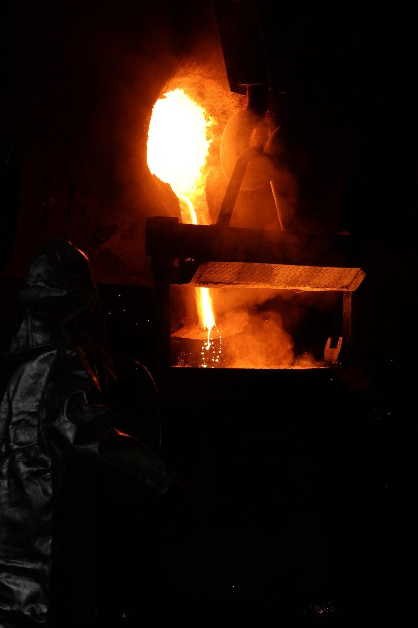 Литье металла в Украине