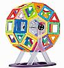 Детский Магнитный Конструктор Magnetic Колесо обозрения LT4001 92 детали - Фото