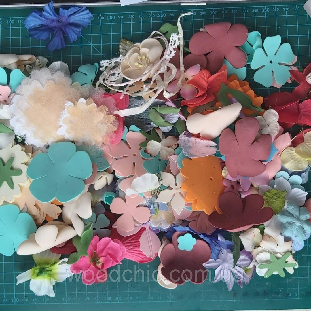 Цветы набор  26