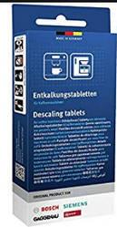Таблетки от накипи для кофемашин TCZ8002  00576694 - TCZ8002