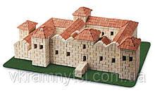 Конструктор з керамічних цеглинок. Свірзький замок