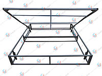 Рамка кровати двуспальной с подъемным механизмом(с фиксатором) и основанием 1900*1200 мм