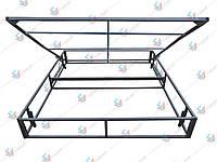 Рамка кровати двуспальной с подъемным механизмом(с фиксатором) и основанием 1900*1400 мм