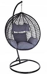Подвесное кресло-кокон Italform Orta (серый)