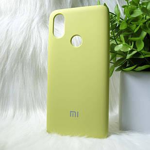 Чехол Xiaomi Mi 6x Mi A2 зеленый