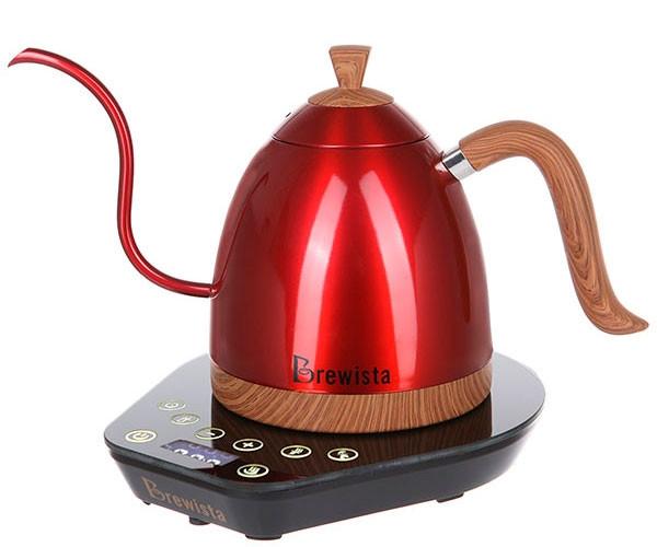Чайник Brewista Artisan RED 600 мл (BA6VKVDER)
