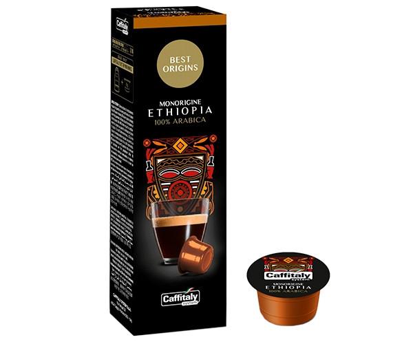 Кава в капсулах Caffitaly Best Origins Ethiopia - 10 шт