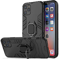 Чехол Ring Armor для Apple iPhone 11 Pro Max Black
