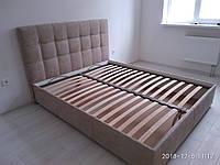Кровать Лугано К или 2К с ламельным подматрасником, фото 1