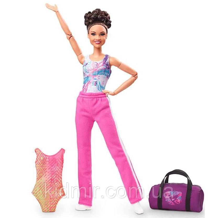 Кукла Барби Коллекционная Гимнастка Лори Эрнандес Barbie Laurie Hernandez FJH69