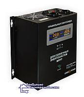Інвертор напруги + MPPT контролер LPY-C-PSW-1000VA, фото 1