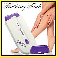 Эпилятор триммер женский беспроводной Finishing Touch YES. Триммер FinishingTouch АМ 203