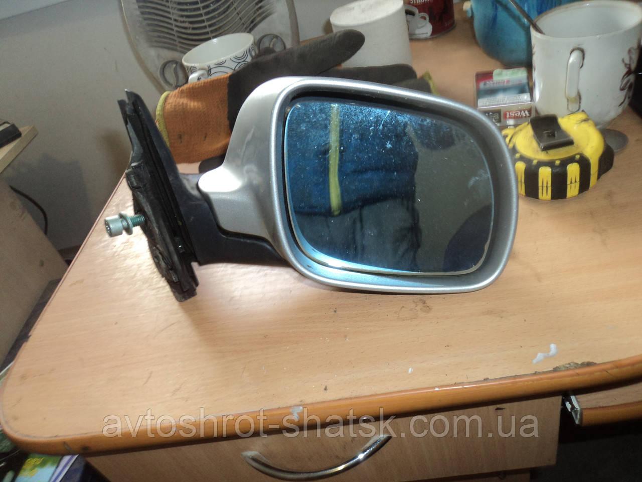 Б/У правое зеркало ауди а6 с4 1994-1997