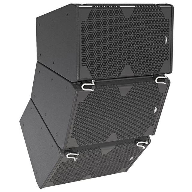 Активная 2х полосная акустическая система AudioFocus FR-X15D DANTE