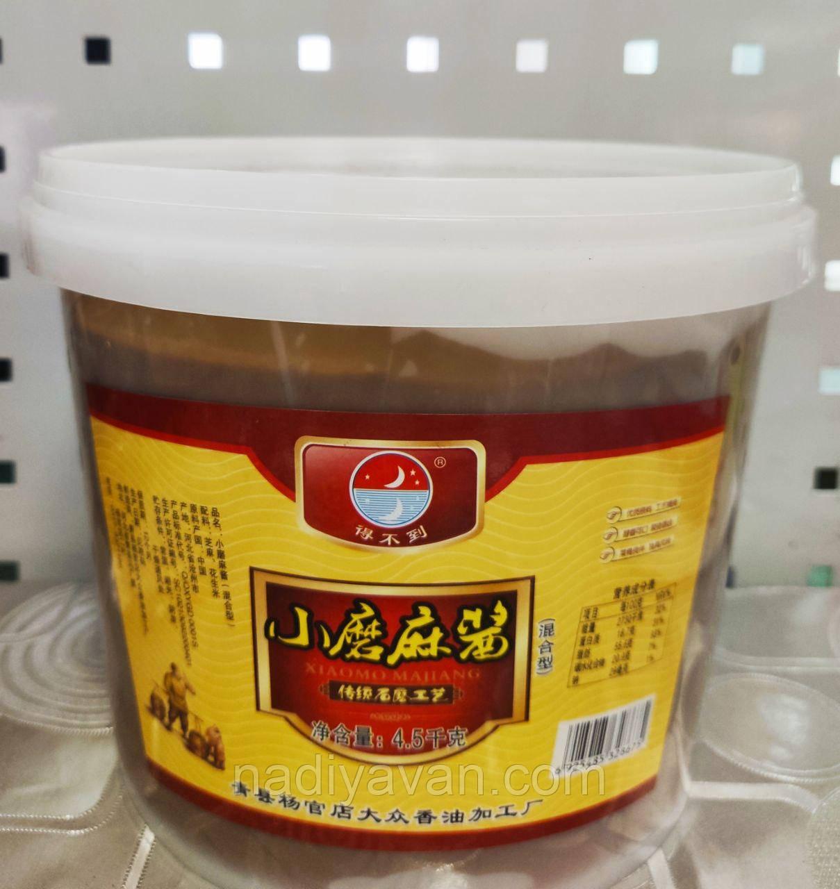 Кунжутная паста, 4,5 кг