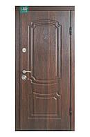 Двери входные Министерство дверей ПО-01 орех конячный