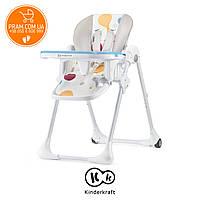 Kinderkraft Yummy стульчик для кормления Multicolor, фото 1