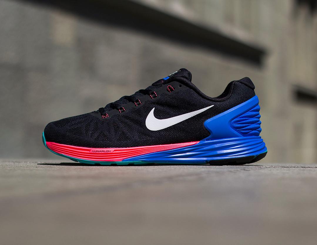Кроссовки мужские Nike Lunarglide 6  / LRM-027