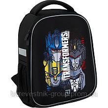 """Рюкзак школьный каркасный ортопедический ( ранец ) Kite """" Education """" Transformers  ( TF20-555S )"""