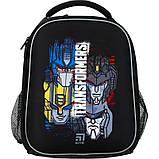 """Рюкзак школьный каркасный ортопедический ( ранец ) Kite """" Education """" Transformers  ( TF20-555S ), фото 4"""