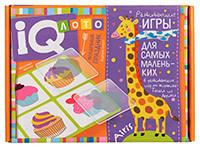 Пластиковое IQ лото для малышей. Волшебный праздник. Подбери силуэт.
