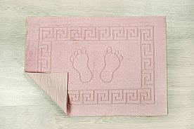 Коврик для ванной Lotus - 45*65 розовый оптом