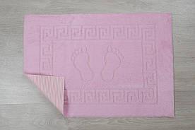 Коврик для ванной Lotus - 45*65 светло-розовый оптом
